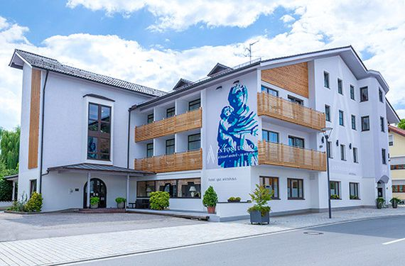 Wellness-Urlaub in der Junior Suite in Passau für 2