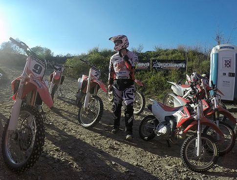 motocross-training