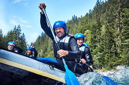 Rafting Tour Entenlochklamm