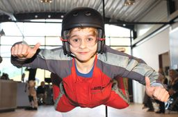 Bodyflying für Kinder (2 Min.) in Bottrop
