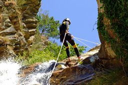 Canyoning im Simmental