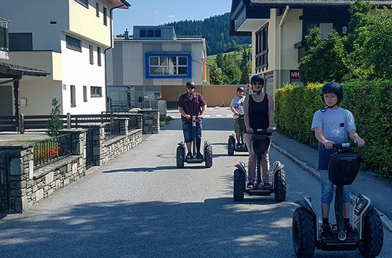 Segway Tour in Altenmarkt im Pongau
