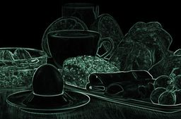 Brunch in the Dark