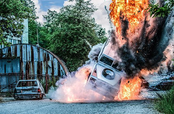Workshop Stunt-Technik & Film-Effekte