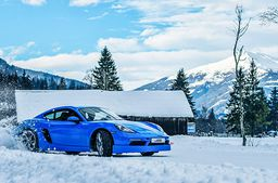 Eis Drift Training im Thomatal (2 Tage)