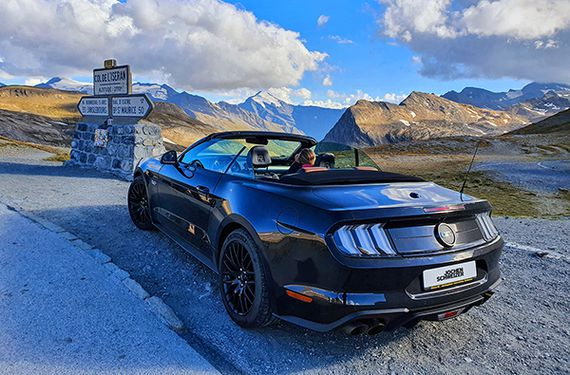 Ford Mustang mieten Wochenende (2 Tage)
