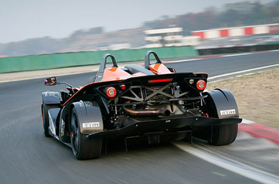 KTM X-Bow Sommercup Schnupper-Training