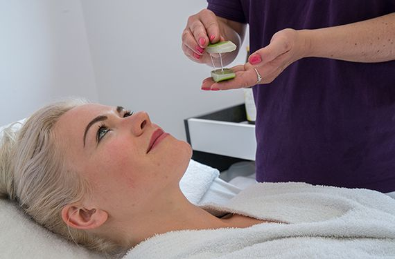Beauty-Anwendung & Massage in Bad Staffelstein