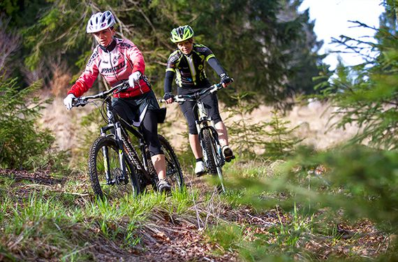 E Bike Tour Clausthal Zellerfeld (4 Std.)