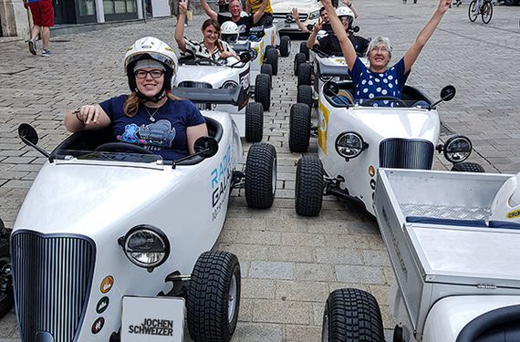Hot Rod City Tour Ingolstadt