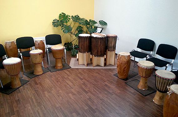 Percussion Workshop Hamburg