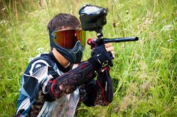 Paintball für 10 Personen