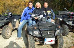 Quad On- und Offroad Mosel