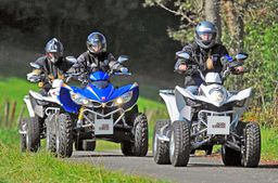 Quad Tour Nordeifel