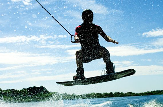 Wakeboard fahren (1 Tag)