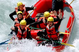 River Rafting im Engadin (1 Tag)