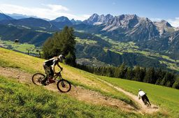 MTB Downhill-Schnupperkurs in Schladming