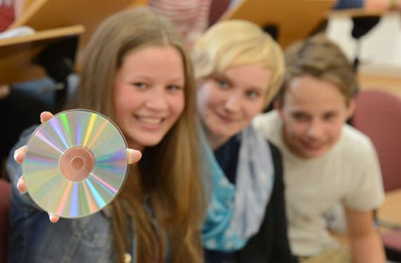 Rap Workshop mit CD-Produktion