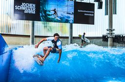 Surfkurs in der JS Arena (Alle Level)