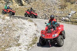 Panorama-Quad-Tour Kärnten