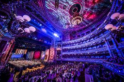 Opernball in der Dresdner Semperoper für 2