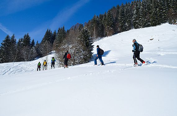 Skitour mit LVS-Training in Oberaudorf